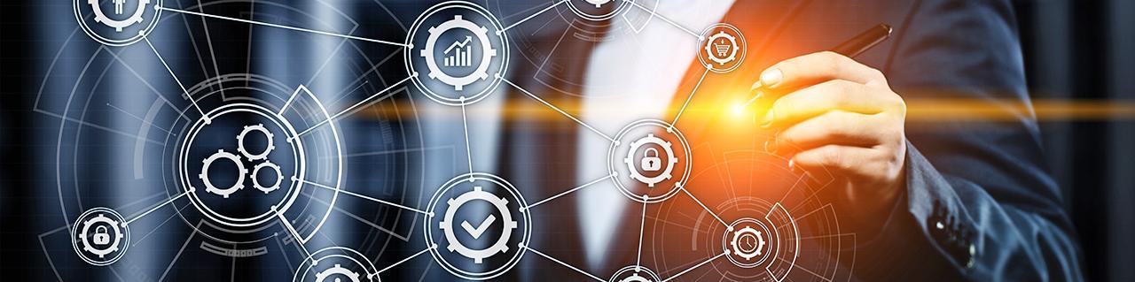 """Marketing-Automation ist eine Art """"Baukasten"""", aus dem wir für jedes Unternehmen eine individuelle Lösung erstellen."""