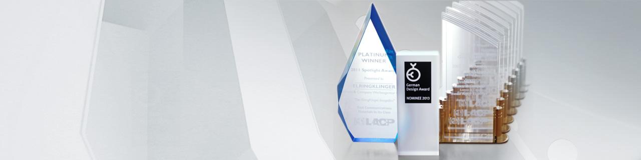 Lorenz & Company ist die Werbeagentur aus Reutlingen mit den meisten internationalen Auszeichnungen in der Region.