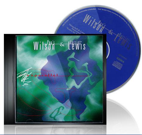 Unser Förderpreis geht 1996 an das Duo Pop's Wilson und Harriet Lewis.