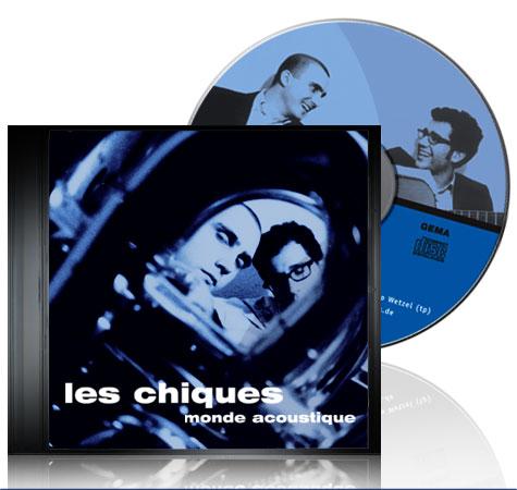 Unser Förderpreis geht 2004 an monde acoustique Les Chiques.
