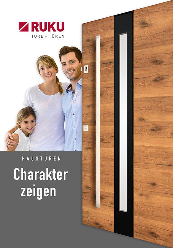 Für den Tore- und Türehersteller RUKU hat Lorenz & Company den neuen Markenauftritt kreiert.